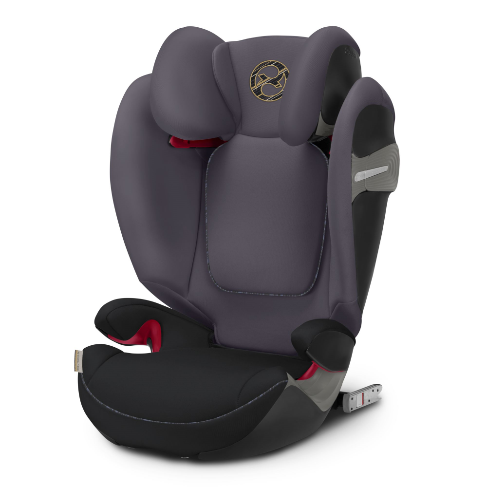 Cybex Solution S-fix 2019 Premium black