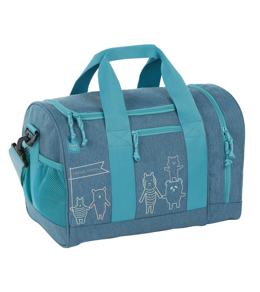 Sportbag Lässig Mini Friends blue