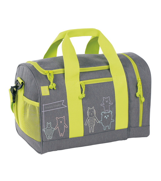 Sportbag Lässig Mini Friends grey