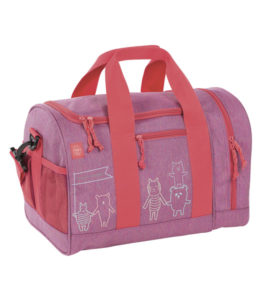Sportbag Lässig Mini Friends pink