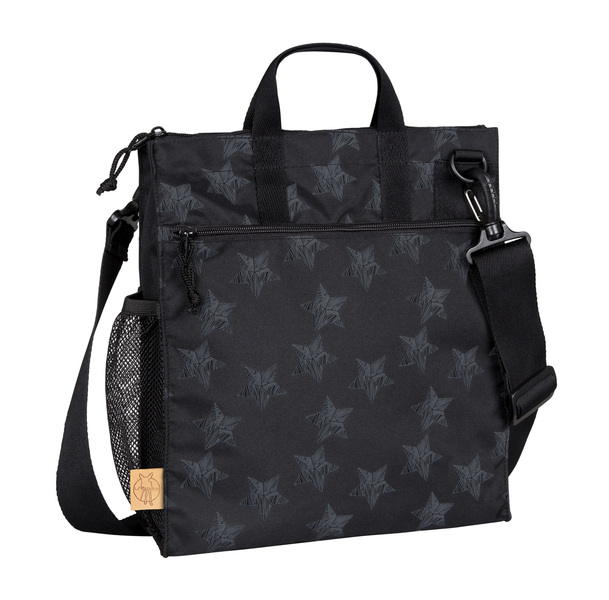Lässig Casual Buggy Bag Reflective black