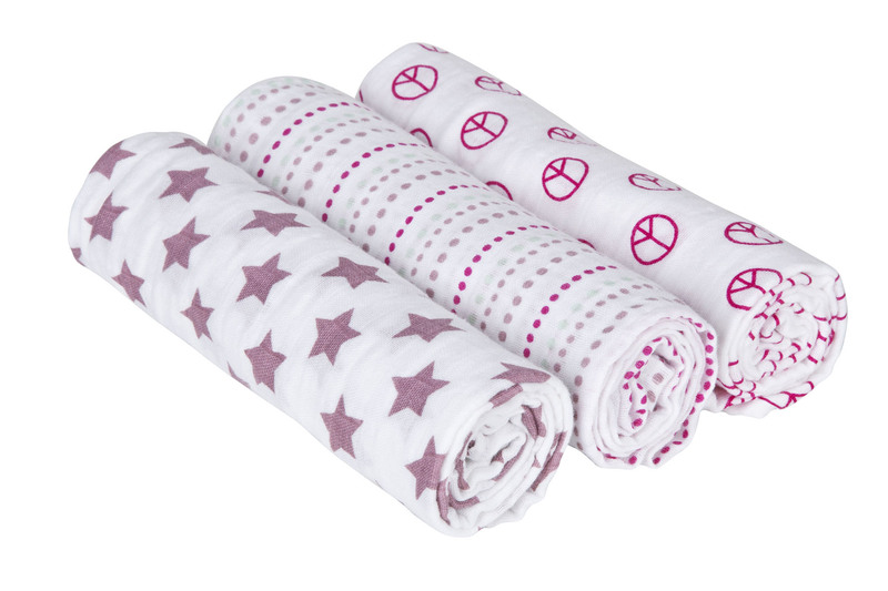 Plenka Lässig Swaddle 85 sweet girls