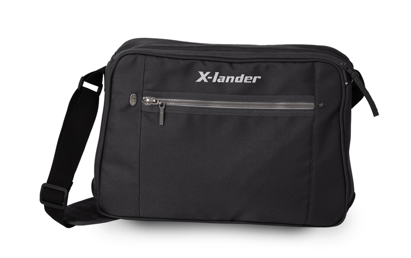 Taška X-Lander X-Bag Outdoor Black