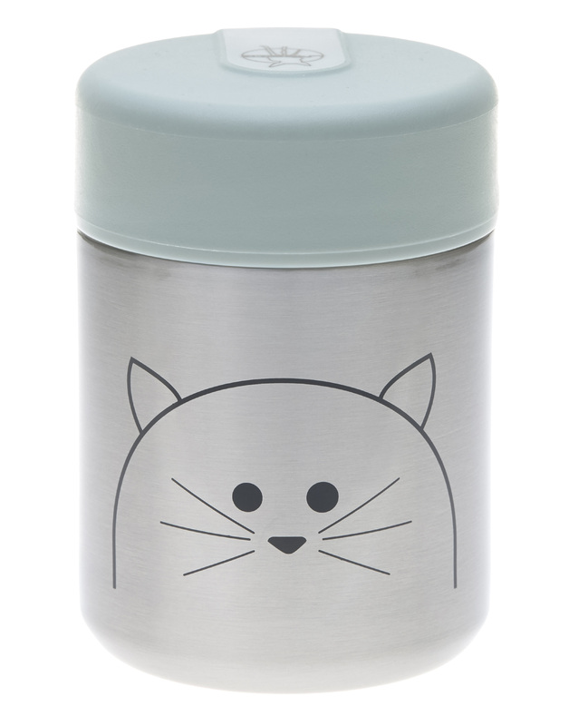 Termoska Lassig Food Jar Chums cat