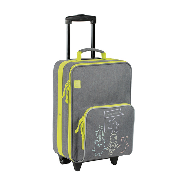 Kufr Lässig Trolley Friends grey