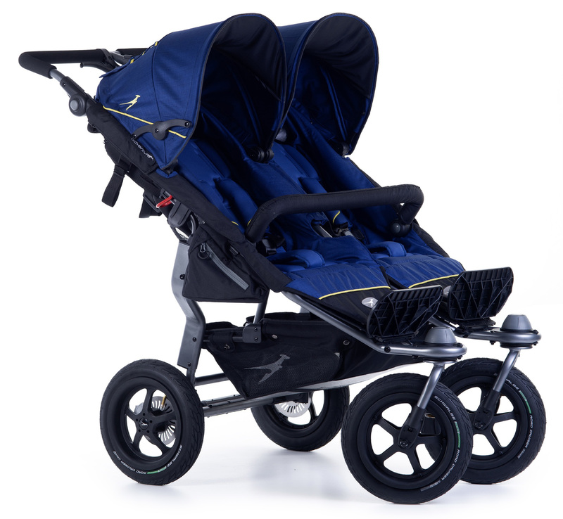 TFK Twin Adventure 2 Twilight blue