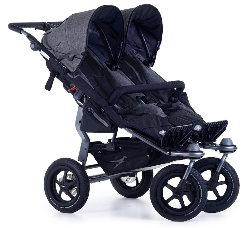 TFK Twin Adventure 2 Premium grey