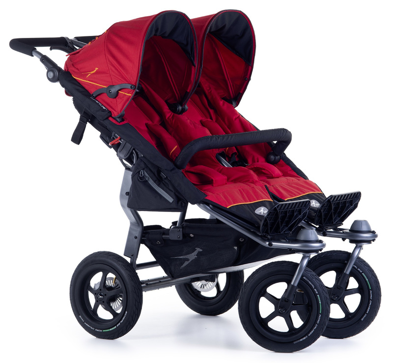 TFK Twin Adventure 2 Tango red