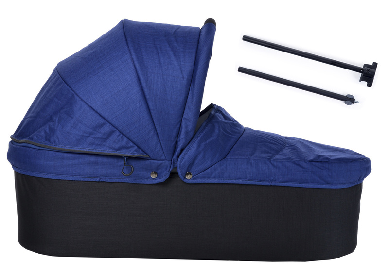 Korba TFK Twin Carrycot Twilight blue