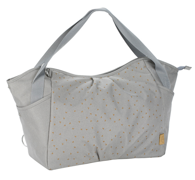 Lässig Casual Twin Bag Triangle grey