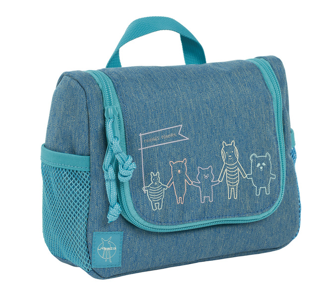 Washbag Lässig Mini Friends blue