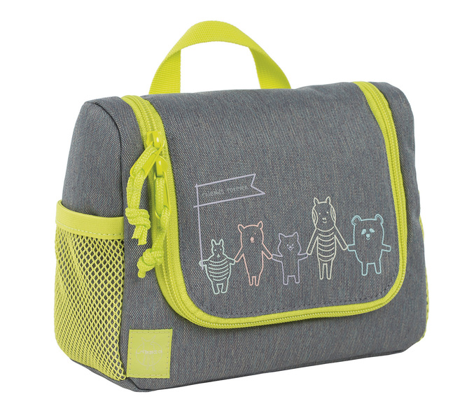 Washbag Lässig Mini Friends grey