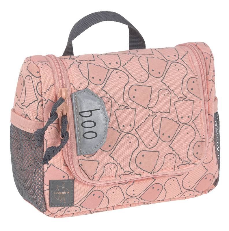 Washbag Lässig Mini Spooky peach
