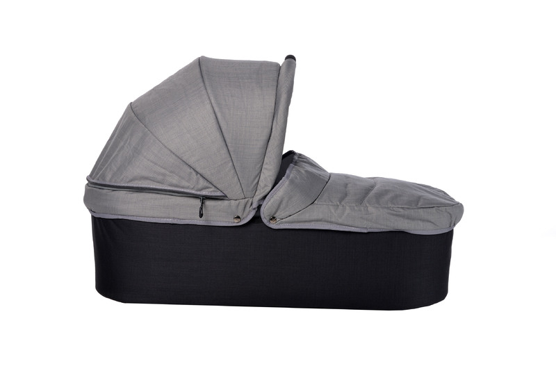 Korba TFK Twin Carrycot Quiet shade