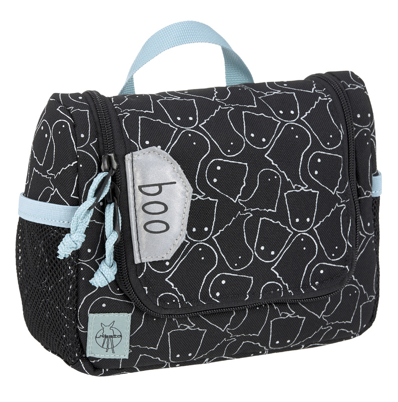 Washbag Lässig Mini Spooky black