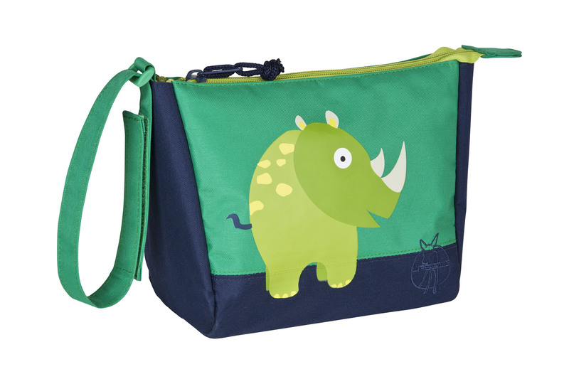 Washbag Lässig Wildlife Mini rhino